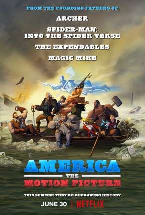 America - The Motion Picture Filmes Torrent Download completo