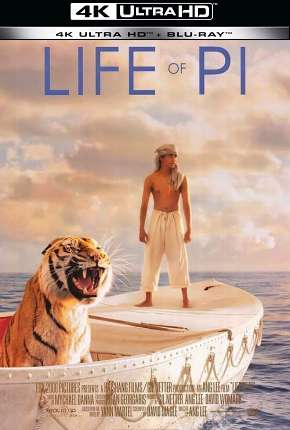 As Aventuras de Pi - 4K Filmes Torrent Download completo