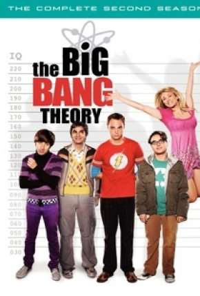 Big Bang - A Teoria - 3ª Temporada Completa Séries Torrent Download completo