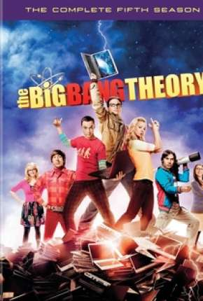 Big Bang - A Teoria - 5ª Temporada Completa Séries Torrent Download completo