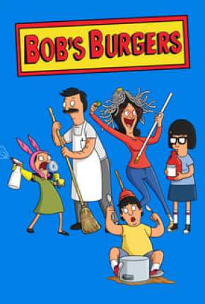 Bobs Burgers - 11ª Temporada - Legendado Desenhos Torrent Download completo