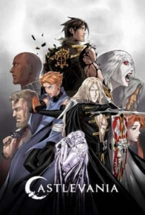 Castlevania - 4ª Temporada Completa Desenhos Torrent Download completo