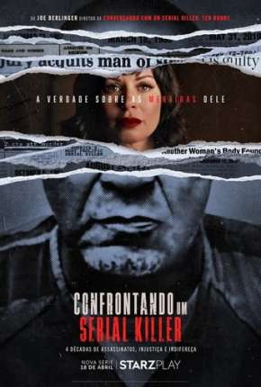 Confrontando um Serial Killer - 1ª Temporada Séries Torrent Download completo