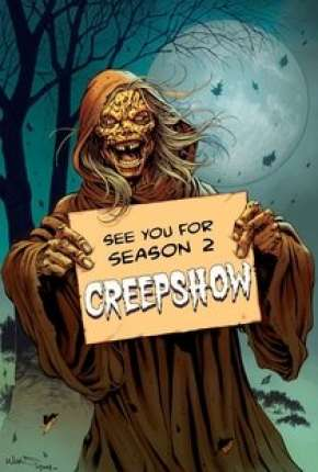 Creepshow - 2ª Temporada Legendada Séries Torrent Download completo