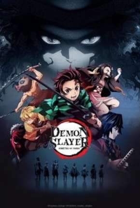 Demon Slayer - Kimetsu no Yaiba - 1ª Temporada Desenhos Torrent Download completo