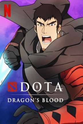 DOTA - Dragons Blood - 1ª Temporada Completa Desenhos Torrent Download completo