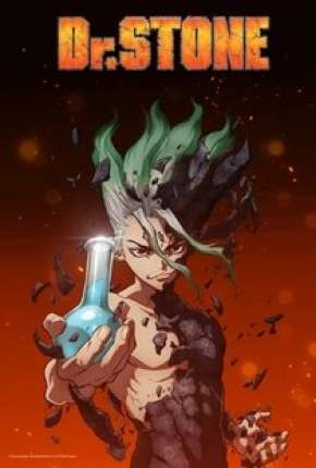 Dr. Stone - 1ª Temporada Completa Desenhos Torrent Download completo