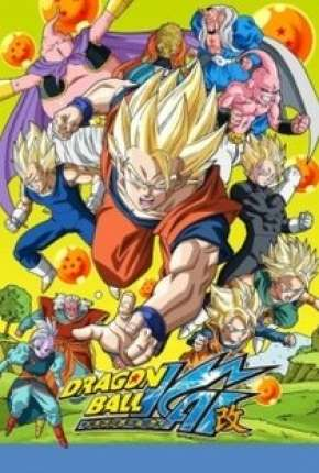 Dragon Ball Kai - Parte 3 Desenhos Torrent Download completo