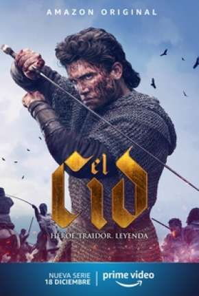 El Cid - 1ª Temporada Completa Séries Torrent Download completo