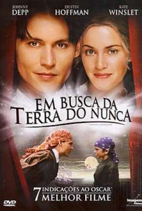 Em Busca da Terra do Nunca - Finding Neverland Filmes Torrent Download completo