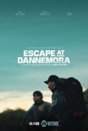 Escape at Dannemora - 1ª Temporada Séries Torrent Download completo