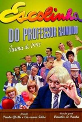 Escolinha do Professor Raimundo - Trilogia Séries Torrent Download completo