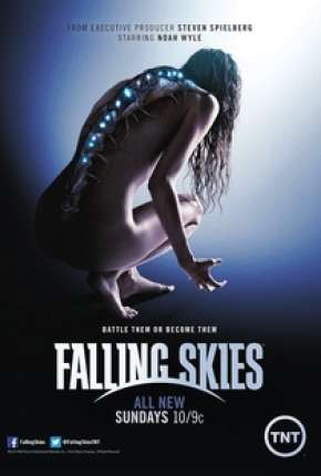 Falling Skies - 3ª Temporada Séries Torrent Download completo