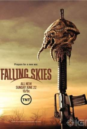 Falling Skies - 4ª Temporada Séries Torrent Download completo