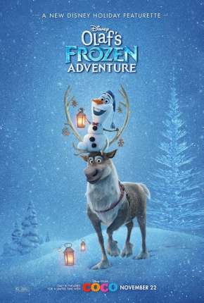 Frozen - A Aventura Congelante de Olaf Filmes Torrent Download completo