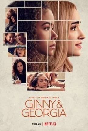Ginny e Georgia - 1ª Temporada Completa Séries Torrent Download completo