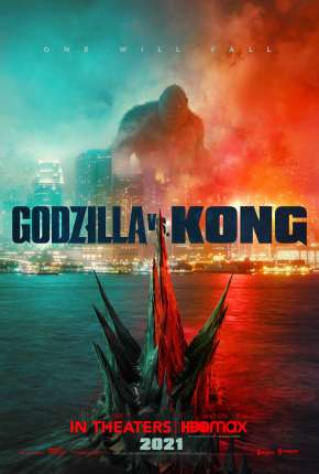 Godzilla vs. Kong - Legendado Filmes Torrent Download completo