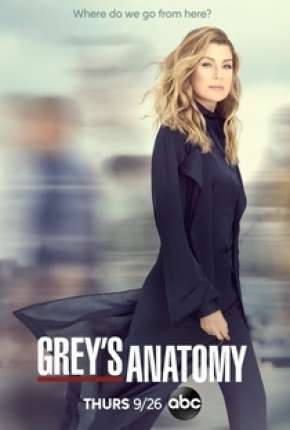 Greys Anatomy - 16ª Temporada Séries Torrent Download completo
