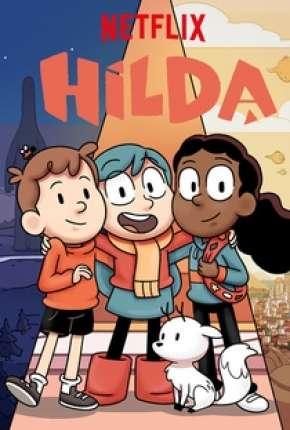 Hilda - 1ª Temporada Desenhos Torrent Download completo