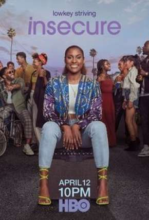 Insecure - 4ª Temporada Séries Torrent Download completo