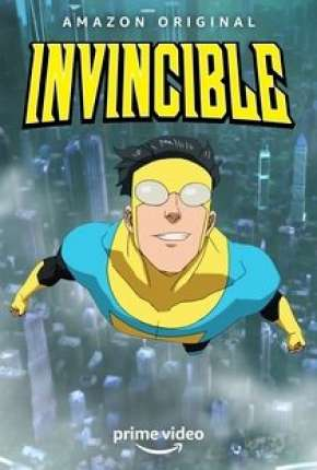 Invincible - 1ª Temporada - Legendado Desenhos Torrent Download completo