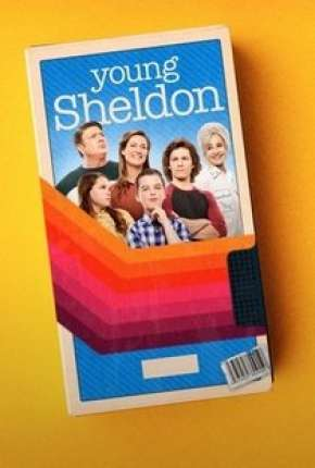 Jovem Sheldon - 4ª Temporada Séries Torrent Download completo