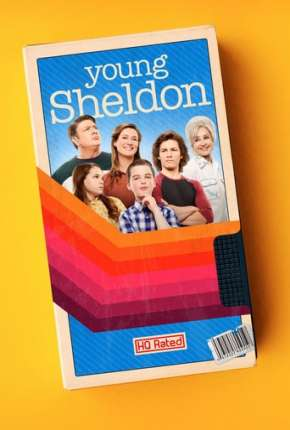 Jovem Sheldon - Young Sheldon 4ª Temporada Legendada Séries Torrent Download completo