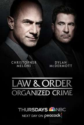 Law e Order - Organized Crime - 1ª Temporada Legendada Séries Torrent Download completo