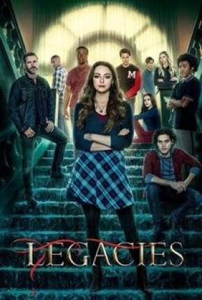 Legacies - 3ª Temporada Séries Torrent Download completo