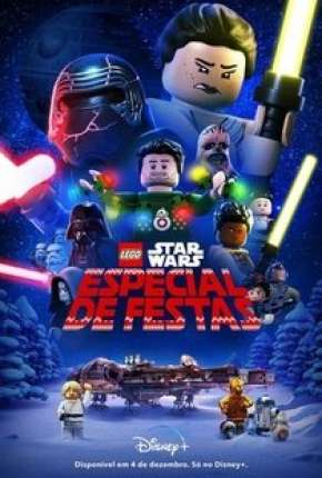 LEGO Star Wars - Especial de Festas Desenhos Torrent Download completo