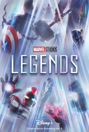 Lendas da Marvel - 1ª Temporada Legendada Séries Torrent Download completo