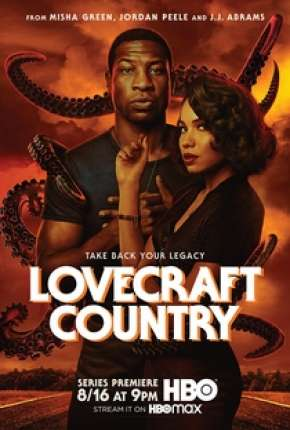 Lovecraft Country - 1ª Temporada Legendada Séries Torrent Download completo