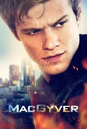 MacGyver - 5ª Temporada Legendada Séries Torrent Download completo