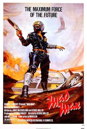 Mad Max - Trilogia Filmes Torrent Download completo