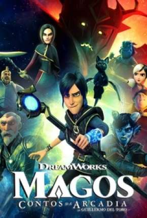 Magos - Contos da Arcadia - 1ª Temporada Desenhos Torrent Download completo