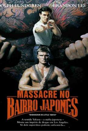 Torrent Filme Massacre no Bairro Japonês - Showdown in Little Tokyo 1991 Dublado 1080p BluRay Full HD completo