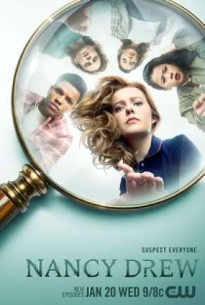 Nancy Drew - 2ª Temporada Legendada Séries Torrent Download completo