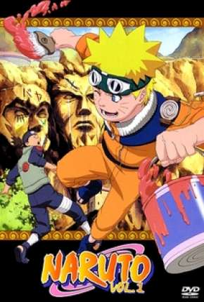 Naruto - 1ª Temporada Desenhos Torrent Download completo