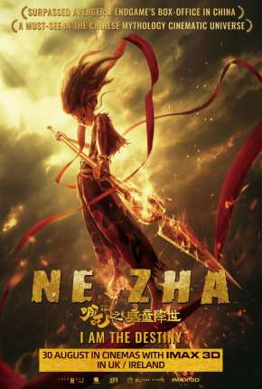 Ne Zha - Legendado Filmes Torrent Download completo