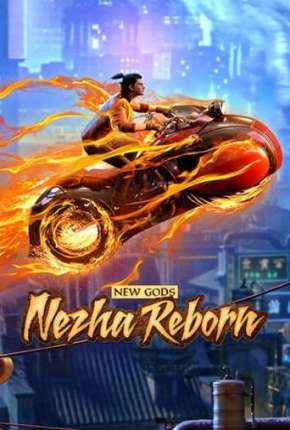 New Gods Nezha Reborn Filmes Torrent Download completo