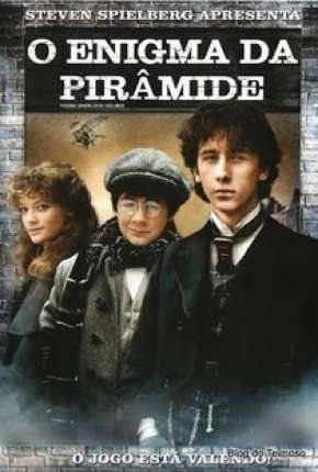 O Enigma da Pirâmide - Young Sherlock Holmes Filmes Torrent Download completo