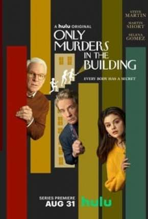 Only Murders in the Building - 1ª Temporada Séries Torrent Download completo