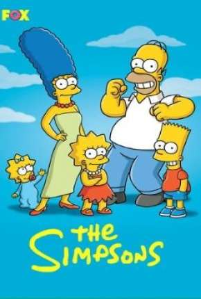 Os Simpsons - 32ª Temporada - Legendado Desenhos Torrent Download completo