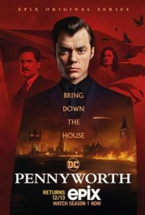 Pennyworth - 2ª Temporada Séries Torrent Download completo