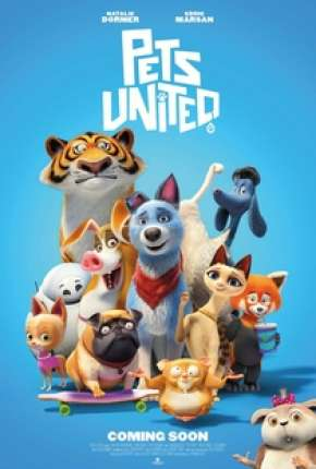 Pets Unidos! Filmes Torrent Download completo