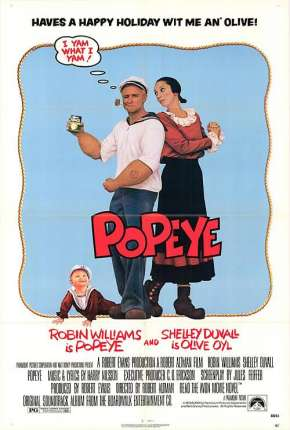 Popeye Filmes Torrent Download completo