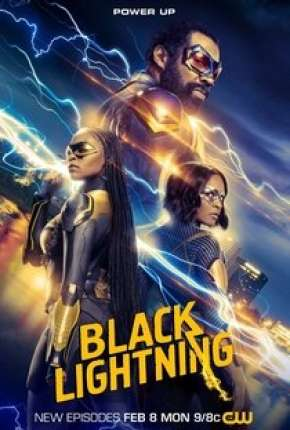 Raio Negro - Black Lightning 4ª Temporada Legendada Séries Torrent Download completo