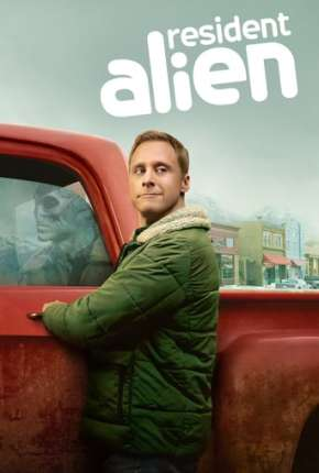 Resident Alien - 1ª Temporada Legendada Séries Torrent Download completo