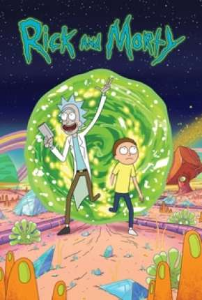 Rick and Morty - 4ª Temporada Completa Desenhos Torrent Download completo