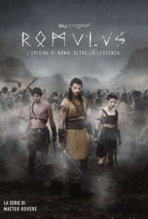Torrent Série Romulus - 1ª Temporada Legendada 2020 Legendada 1080p Full HD WEB-DL completo